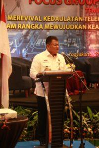 Tingkatkan Keamanan Informasi Nasional, Deputi Vii Kominfotur Laksanakan Fgd Merevival Kedaulatan Telekomunikasi