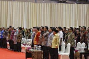 Presiden Berharap Daerah Punya Inovasi Baru Dan Berkolaborasi