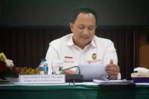 Menjadi Wakil Ketua Pansel Komisioner Komjak RI, Sesmenko Polhukam Berharap Komjak Dapat Meningkatkan Koordinasi