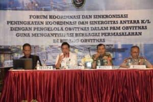 Kemenko Polhukam Dorong Stakeholder Tingkatkan Koordinasi Pengamanan Obvitnas