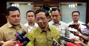 Laksanakan Rapat Paripurna Tingkat Menteri, Menko Polhukam Ingin Samakan Pandangan