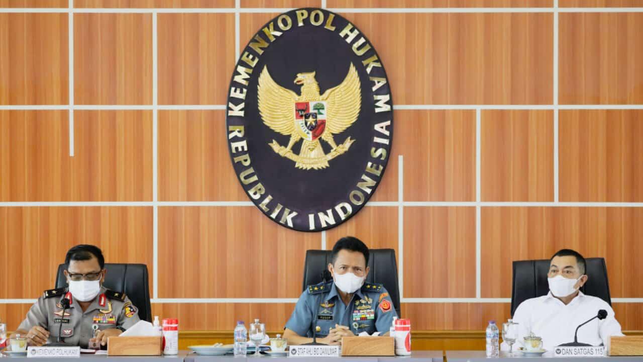 Deputi Bidkor Kamtibmas : Satgas 115 Masih Dibutuhkan Selesaikan Permasalahan Illegal Fishing